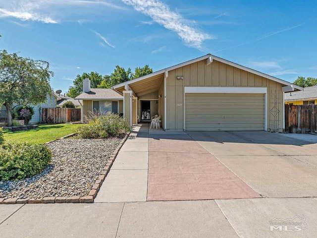1025 San Miguel, Sparks, NV 89434 (MLS #200013718) :: NVGemme Real Estate