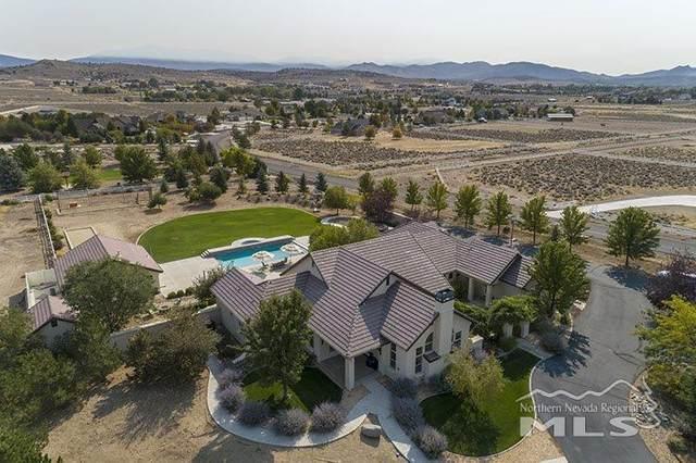 1219 Golden Eagle Court, Gardnerville, NV 89410 (MLS #200013721) :: Ferrari-Lund Real Estate