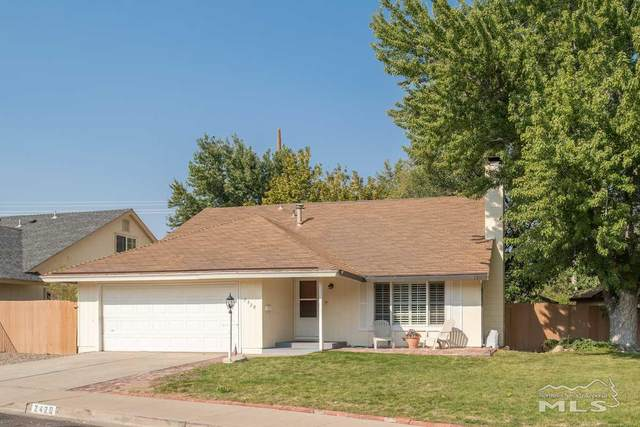 2420 Brentwood Drive, Carson City, NV 89701 (MLS #200013723) :: NVGemme Real Estate
