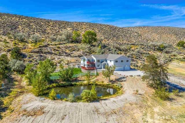 3172 Washoe Springs Road, Minden, NV 89423 (MLS #200013729) :: NVGemme Real Estate