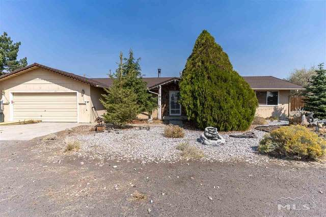11615 Overland Road, Reno, NV 89506 (MLS #200013745) :: Theresa Nelson Real Estate