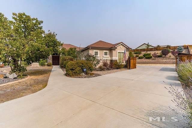4290 Desert Rain, Sparks, NV 89436 (MLS #200013747) :: NVGemme Real Estate