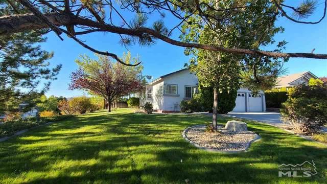 2166 Canyon Vista Drive, Sparks, NV 89436 (MLS #200013762) :: Ferrari-Lund Real Estate