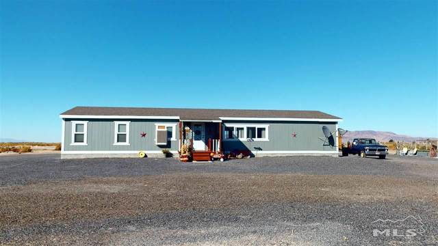 1505 Lindsey Lane, Battle Mountain, NV 89820 (MLS #200013763) :: The Mike Wood Team