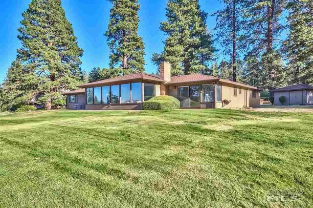 7115 San Antonio Ranch Rd, Washoe Valley, NV 89704 (MLS #200013767) :: Vaulet Group Real Estate