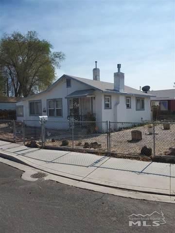 110 E Virginia St, Fallon, NV 89406 (MLS #200013804) :: NVGemme Real Estate