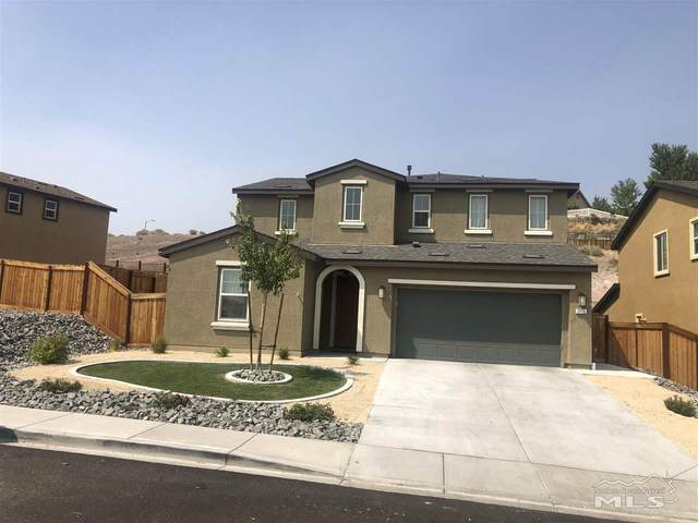2915 Cityview Terrace, Sparks, NV 89436 (MLS #200013805) :: The Mike Wood Team