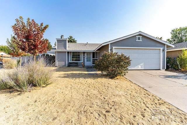 895 Glen Molly Dr, Sparks, NV 89434 (MLS #200013810) :: NVGemme Real Estate