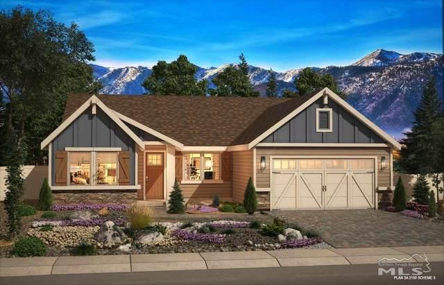 970 Los Alamitos Lot 27, Minden, NV 89423 (MLS #200013812) :: Vaulet Group Real Estate