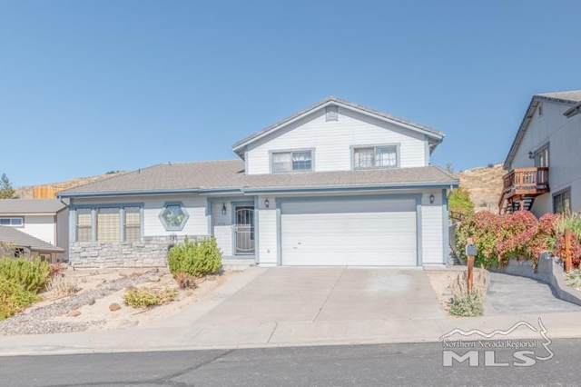 1722 Golddust Dr, Sparks, NV 89436 (MLS #200013813) :: Chase International Real Estate