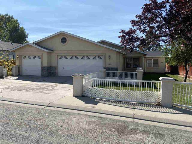 265 N Highland Dr., Winnemucca, NV 89445 (MLS #200013846) :: The Craig Team