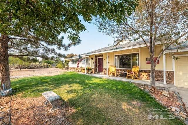 4 Martin, Moundhouse, NV 89706 (MLS #200013868) :: NVGemme Real Estate