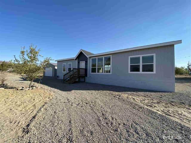 5400 Navajo Trail, Stagecoach, NV 89429 (MLS #200013879) :: The Craig Team