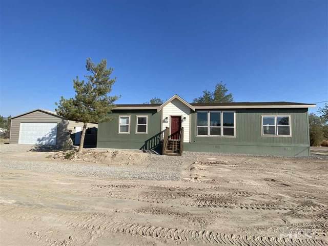 8860 Santa Fe Trl, Stagecoach, NV 89429 (MLS #200013881) :: The Craig Team