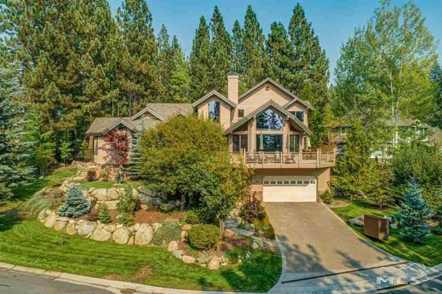 166 Granite Springs Dr, Stateline, NV 89449 (MLS #200013905) :: Chase International Real Estate