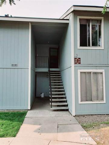 4604 Neil Rd. #108 #108, Reno, NV 89502 (MLS #200013922) :: NVGemme Real Estate