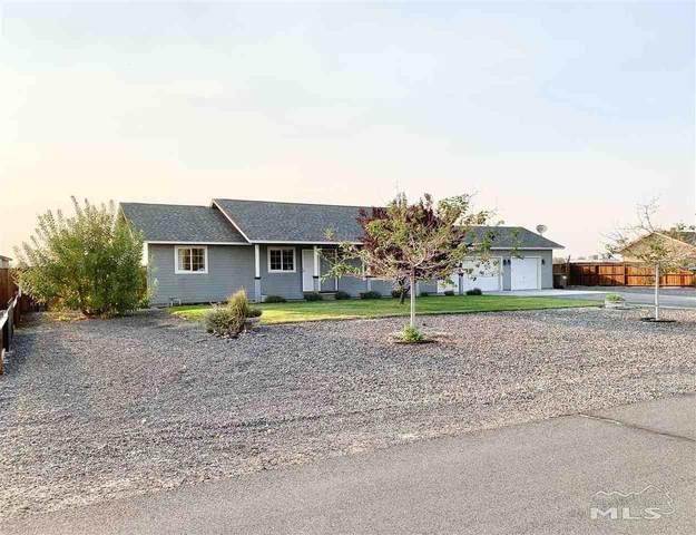 4719 Hawk Drive, Fallon, NV 89406 (MLS #200014003) :: Theresa Nelson Real Estate