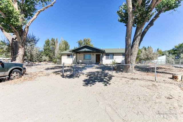 660 Northview Dr, Fallon, NV 89406 (MLS #200014010) :: Theresa Nelson Real Estate