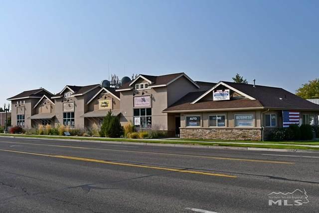1560 Us Hwy 395, Minden, NV 89423 (MLS #200014012) :: Vaulet Group Real Estate