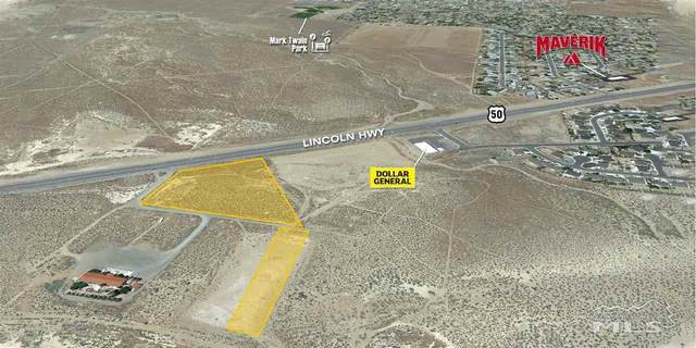 3995 E Hwy 50, Dayton, NV 89403 (MLS #200014018) :: Ferrari-Lund Real Estate