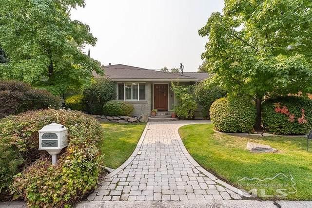 1895 S Marsh Avenue, Reno, NV 89509 (MLS #200014029) :: NVGemme Real Estate
