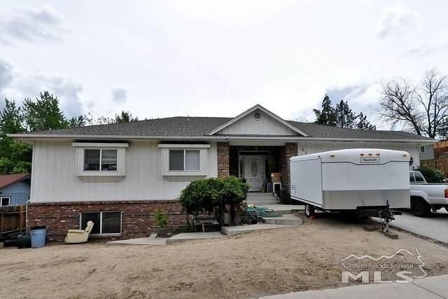 474 W Plumb Lane, Reno, NV 89509 (MLS #200014033) :: Chase International Real Estate