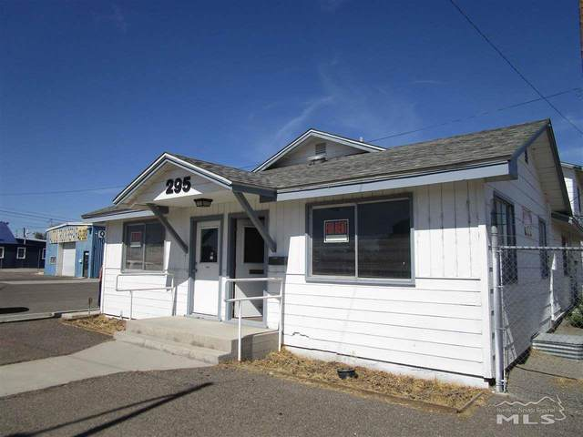 295 E Williams Ave, Fallon, NV 89406 (MLS #200014058) :: Craig Team Realty