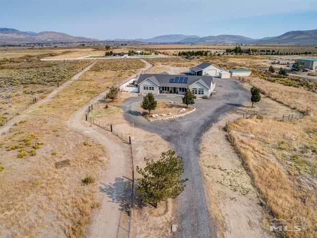 1018 Stephanie Way, Minden, NV 89423 (MLS #200014065) :: Ferrari-Lund Real Estate