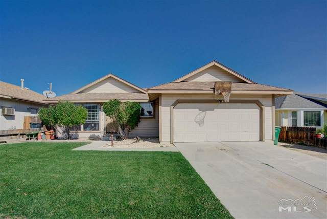 1508 Walker Drive, Carson City, NV 89701 (MLS #200014119) :: NVGemme Real Estate