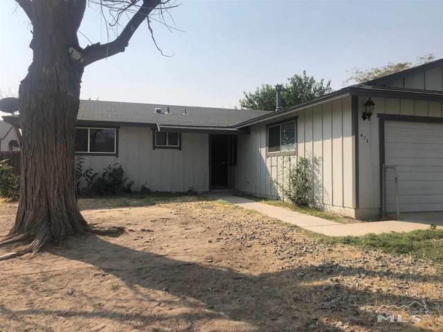 473 Sierra St, Fernley, NV 89408 (MLS #200014153) :: Theresa Nelson Real Estate