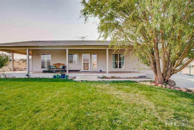 180 & 181 Horseshoe Bend, Gardnerville, NV 89410 (MLS #200014167) :: NVGemme Real Estate
