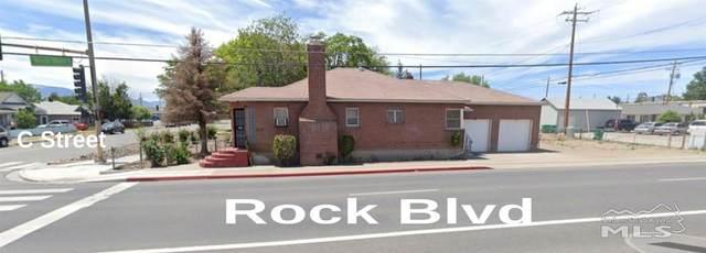 1700 C Street, Sparks, NV 89431 (MLS #200014191) :: NVGemme Real Estate