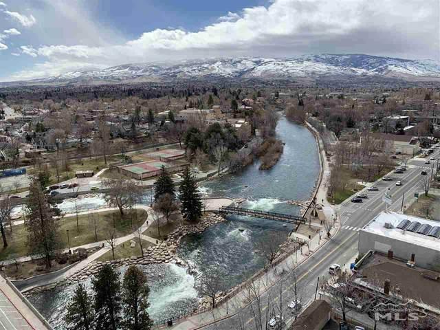 100 N Arlington 16H, Reno, NV 89501 (MLS #200014219) :: Vaulet Group Real Estate