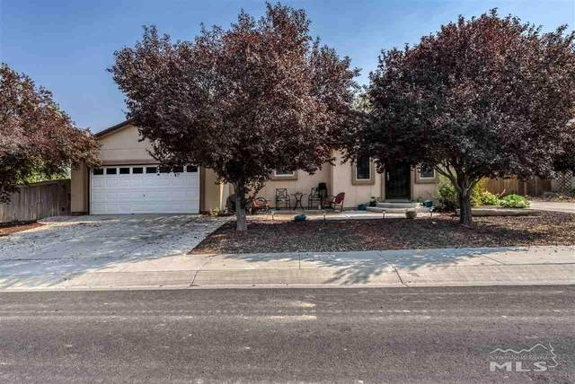 202 Mary Lou Lane, Fernley, NV 89508 (MLS #200014229) :: Theresa Nelson Real Estate