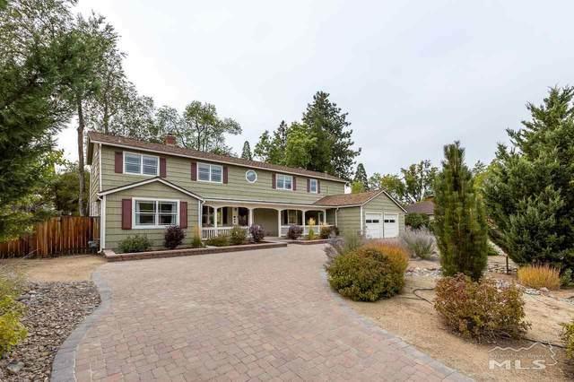 1151 Skyline Blvd, Reno, NV 89509 (MLS #200014252) :: Chase International Real Estate