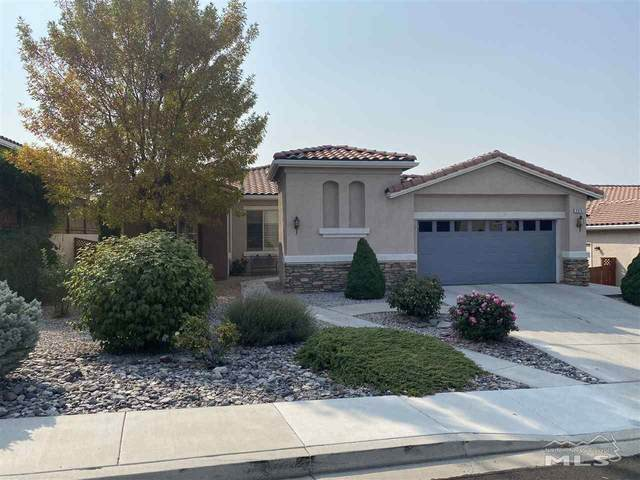 2375 Calabria Drive, Sparks, NV 89434 (MLS #200014257) :: NVGemme Real Estate