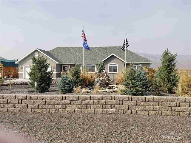 925 Sheep Creek Road, Battle Mountain, NV 89820 (MLS #200014260) :: The Mike Wood Team