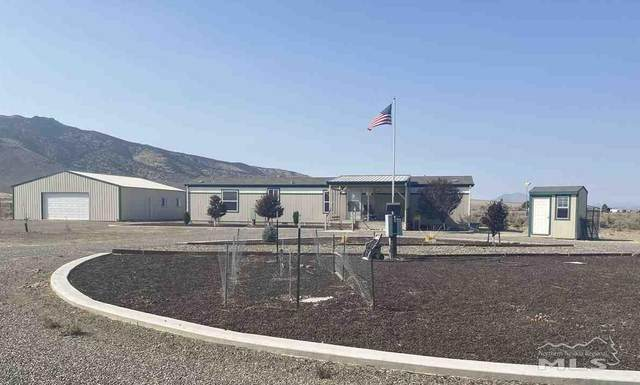 3223 Muddy Road, Winnemucca, NV 89445 (MLS #200014270) :: Ferrari-Lund Real Estate