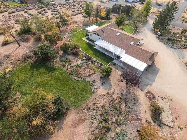 817 Rubio, Gardnerville, NV 89460 (MLS #200014277) :: Chase International Real Estate