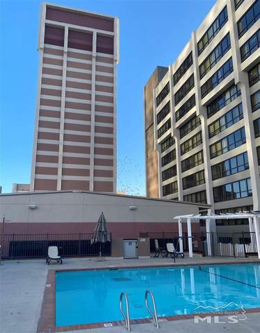 450 N Arlington Ave #502, Reno, NV 89503 (MLS #200014282) :: Vaulet Group Real Estate