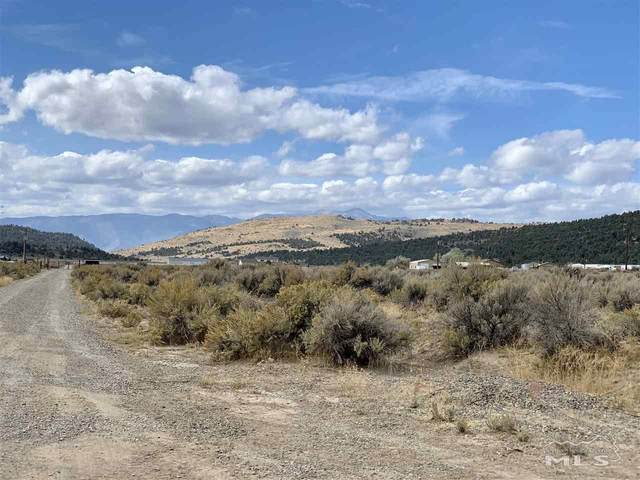 2764 New Hope, Gardnerville, NV 89410 (MLS #200014291) :: Chase International Real Estate