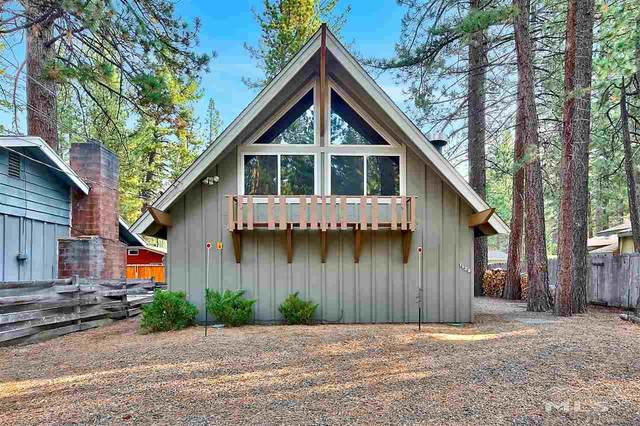 1129 Carson Avenue, South Lake Tahoe, CA 96150 (MLS #200014293) :: The Craig Team