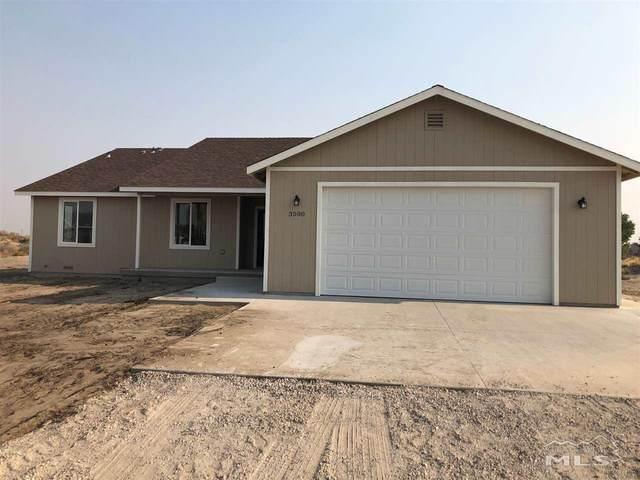 3500 Jane Court, Fallon, NV 89406 (MLS #200014299) :: Chase International Real Estate