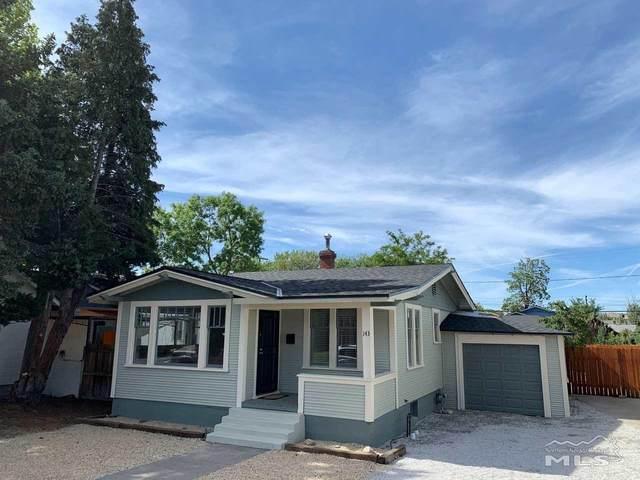 143 W Arroyo, Reno, NV 89508 (MLS #200014303) :: Ferrari-Lund Real Estate
