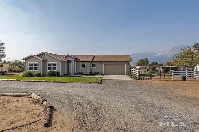 1675 Eastlake, Carson City, NV 89704 (MLS #200014322) :: NVGemme Real Estate