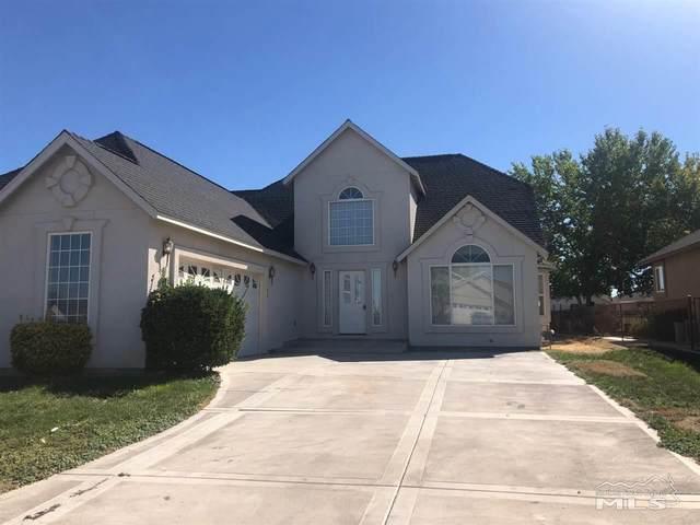 1106 Dixie, Fernley, NV 89408 (MLS #200014344) :: NVGemme Real Estate