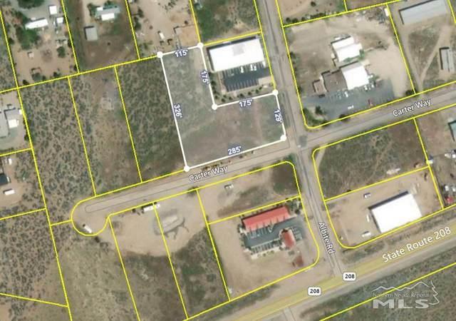 3894 Carter, Wellington, NV 89444 (MLS #200014351) :: Ferrari-Lund Real Estate