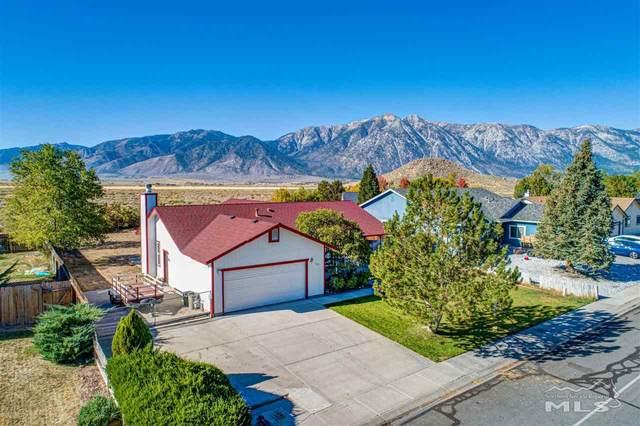 622 Bluerock Rd., Gardnerville, NV 89460 (MLS #200014354) :: Theresa Nelson Real Estate