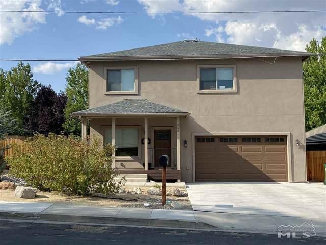555 College Dr, Reno, NV 89503 (MLS #200014361) :: Vaulet Group Real Estate