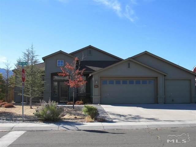 209 Bobcat, Dayton, NV 89403 (MLS #200014375) :: Chase International Real Estate